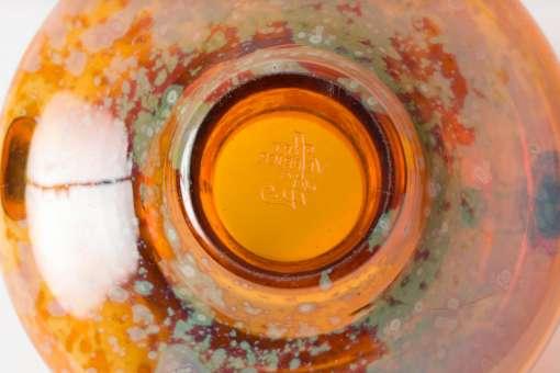 Saint Louis Art Verrier Bowl