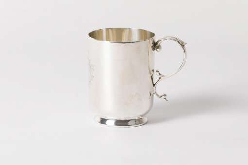 Christening Mug
