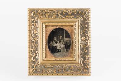 Framed Ambrotype