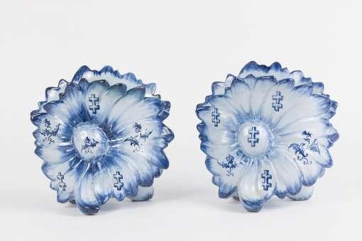 Gallé Ceramic Vases