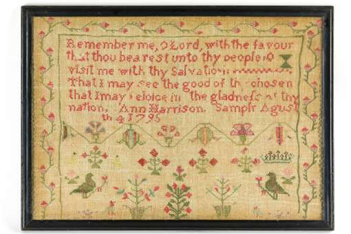 Prayer Sampler