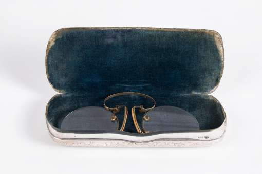 Eyeglasses Case with Prince Nez
