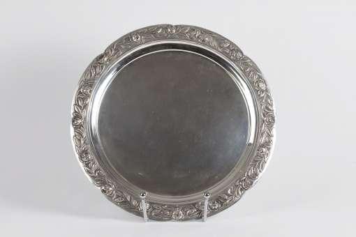 Australian Sterling Silver Tray