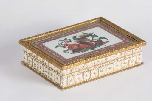 French Confectionery Box