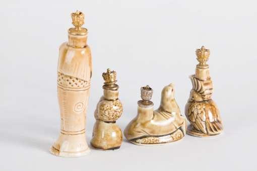Schäfer & Vater Crown Top Perfume Shakers
