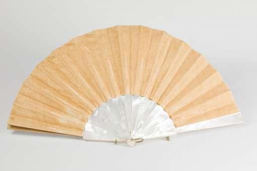 French Silk Fan